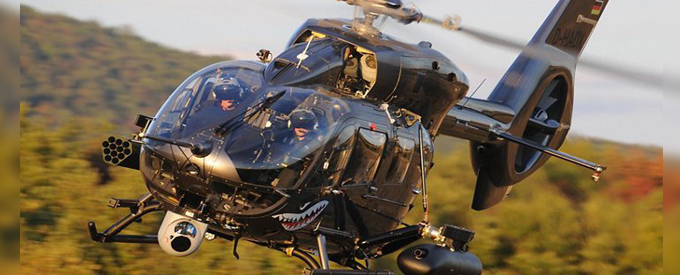 Thales to Boost H145M Mission Capability
