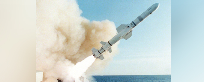 Boeing receives contract to produce Harpoon