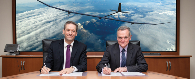 BAE Systems and Prismatic Develop Solar UAV