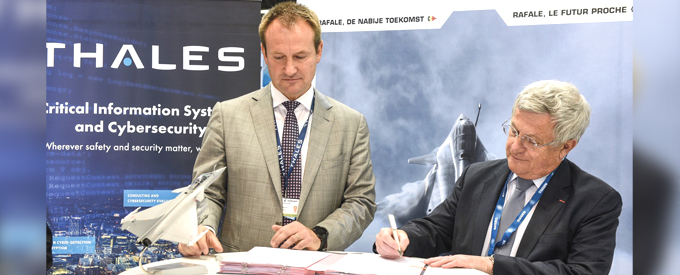 Dassault and Thales Collaborate on Cybersecurity