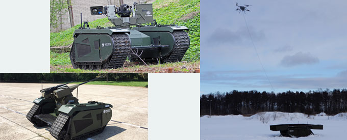 THeMIS UGV provides robust solution