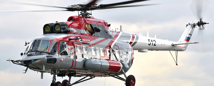 Russian Helicopters Concludes the First Export Contract for the Supply of Mi-171A2