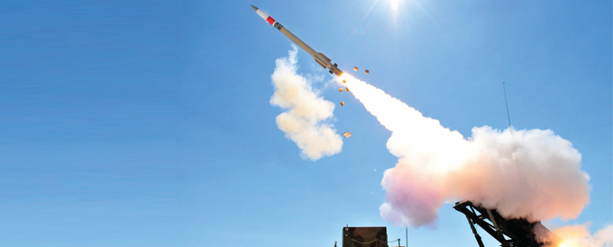 Interceptor Test Proves Hit-to-Kill PAC-3 Reliability