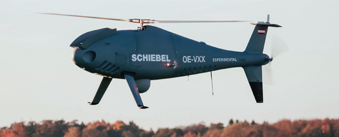 Camcopter S-100 Wins Key Contract